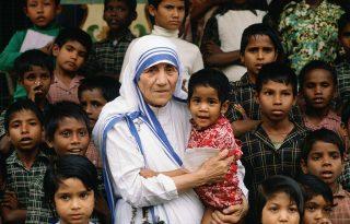 A legszebb idézetek Teréz anyától
