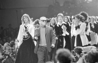 Claudia Schiffer kiállítása a '90-es évek divatvilágát mutatja be