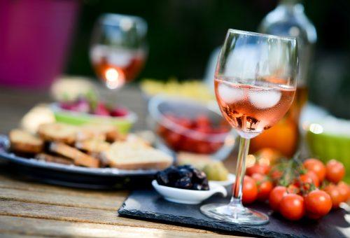 A paradicsom és a magyar rozé házassága
