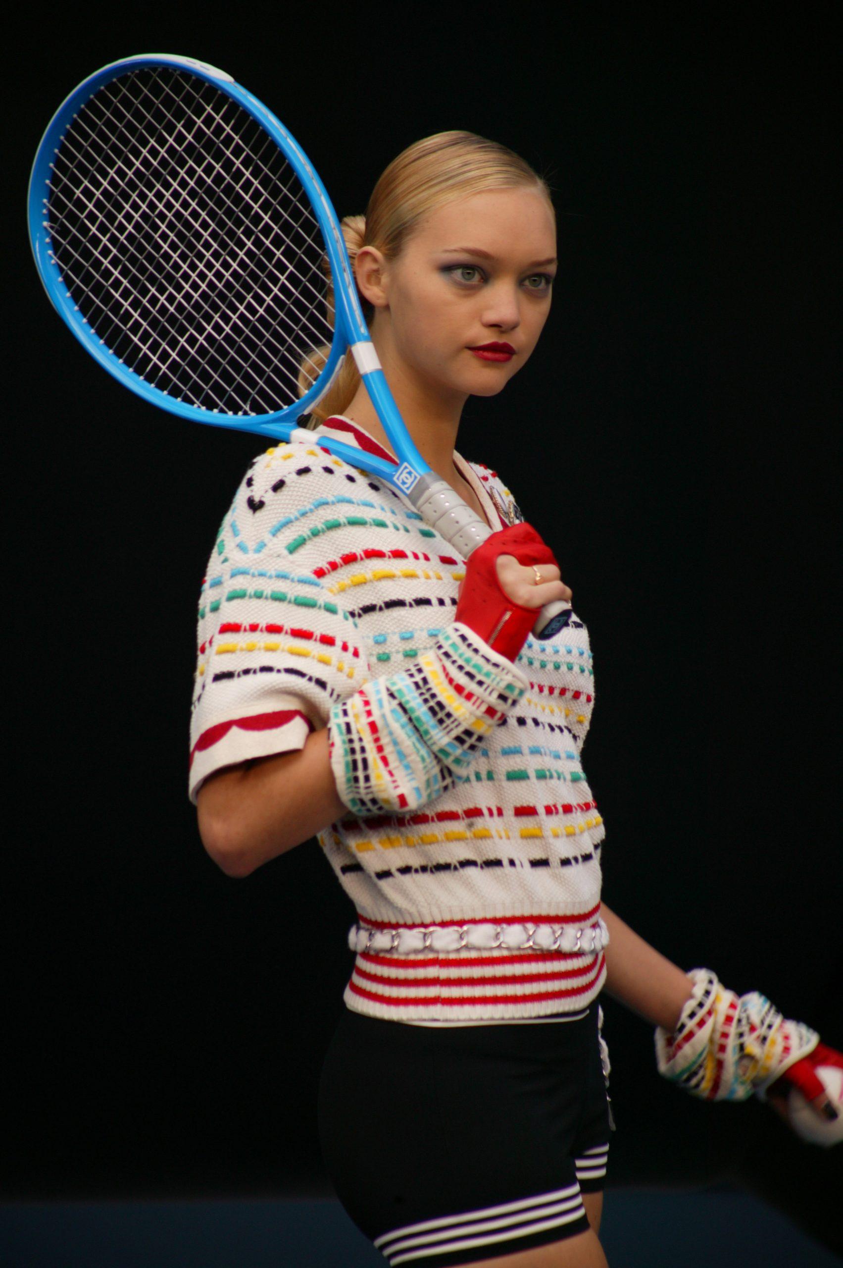 10. kép: Chanel teniszütő 2008-ból