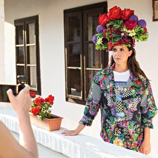 Így készült: Eke Angéla szeptemberi lapszámunkban
