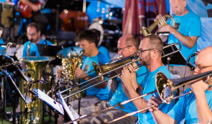 Swingin' On The Danube Festival négy helyszínen