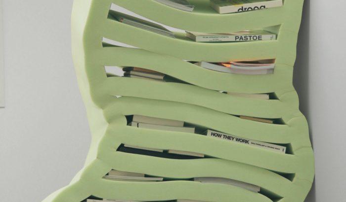 Organikusan változó habszivacs bútorok egy holland dizájnertől