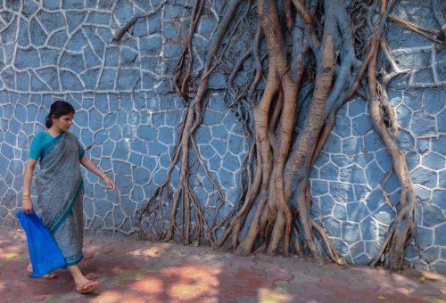 Apró, ám erőteljes jelzés: Mumbaiban női alak lesz a közlekedési lámpákon