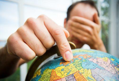 A férfi, aki a világ összes országában járt már