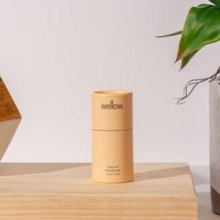 Minimalista csomagolásba bújtatott zero waste dezodor