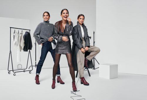 Trokán Nórával erősít az ECCO új reklámfilmjében