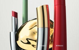 Saját sminkekkel jött ki az egykori kosaras luxusparfüm márkája
