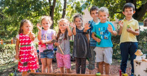 Országos Iskolakert-fejlesztési Program: úton egy környezettudatos generáció felé