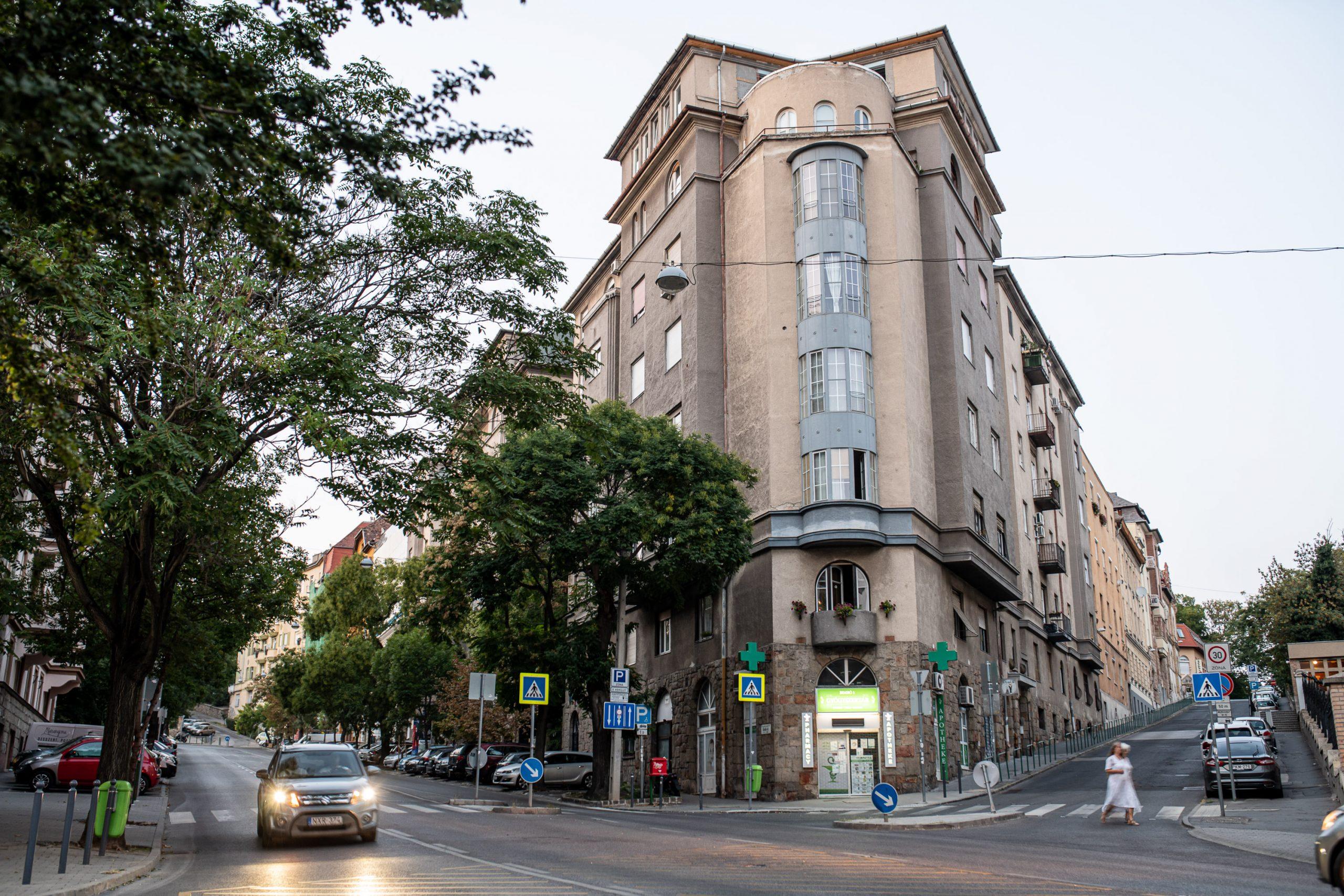 Én utcám Keleti Károly utca Budapest
