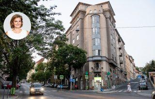 Az én utcám: László Krisztina, a Marie Claire főszerkesztője