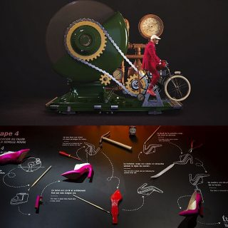Exkluzív interjú Christian Louboutin cipőtervezővel