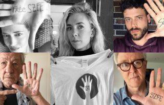 Szívfacsaró összefogás: hollywoodi hírességek állnak ki az SZFE mellett
