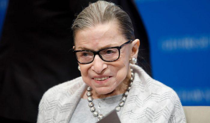 Meghalt Ruth Bader Ginsburg, a női jogok bajnoka
