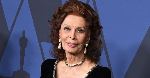 Sophia Loren 11 év után vállalt újra filmszerepet