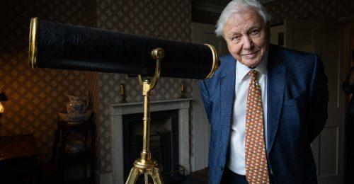 Sir David Attenborough csatlakozott az Instagramhoz