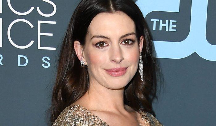 Anne Hathaway romantikus koronavírus-filmje kiverte a biztosítékot