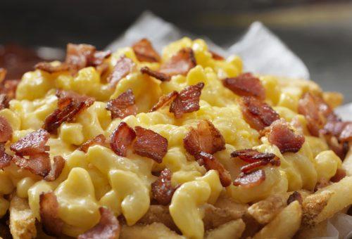 Comfort food a köbön: baconös mac and cheese