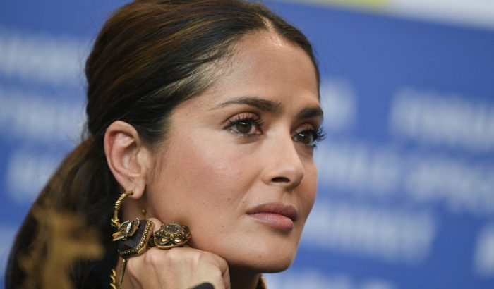 Salma Hayek 54 évesen is ragyog