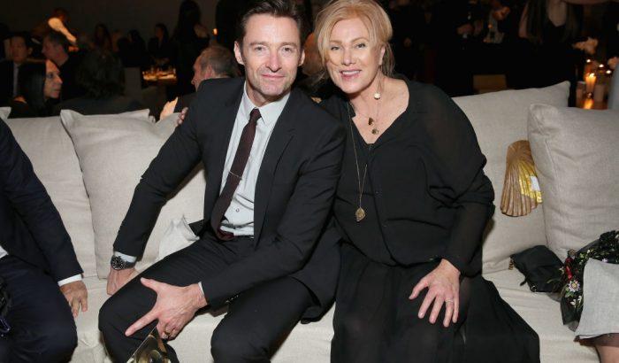 Deborra Lee-Furnessnak elege van abból, hogy a férjét, Hugh Jackmant melegnek gondolják