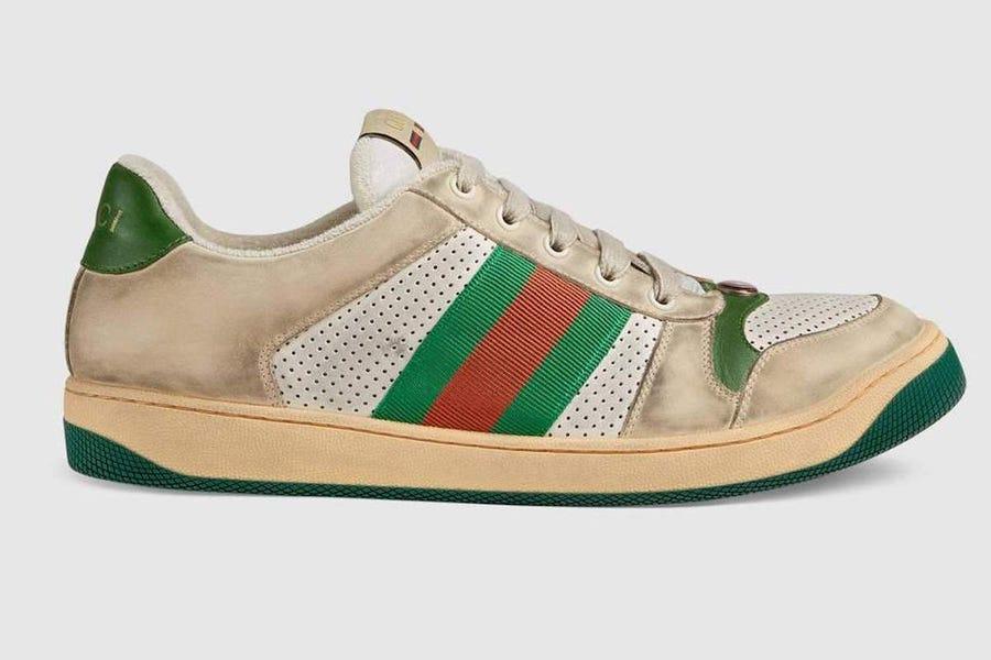 piszkos Gucci sneaker