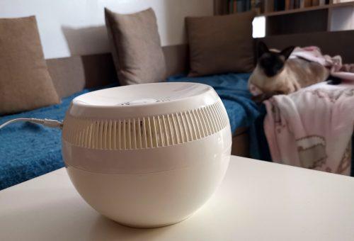 Viszlát, macskaszőr! Kipróbáltuk az AROMAX 5 az 1-ben levegőtisztítót