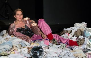 Eke Angéla újra szólóban a színpadon – Én, Iphigénia