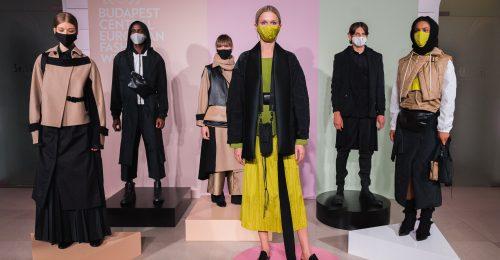 A NUBU az új kollekciójába a maszkokat is belekomponálta