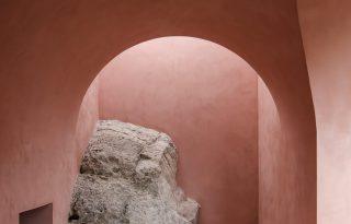 Mallorcai hegyoldalba rejtett apartmanban inspirálódhatnak a kreatívok