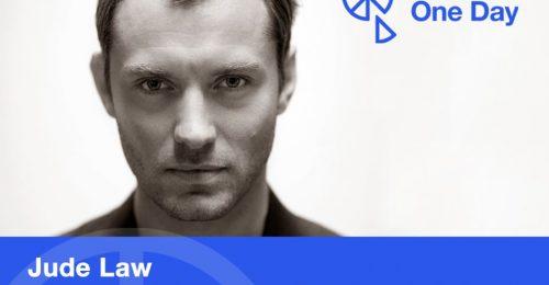 Jude Law-val közösen állt ki a beautyvállalat az erőszakmentességért