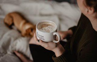 Minőségi énidő egy csésze kávé mellé