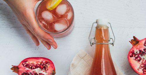 Zero waste kombucha: hasznosítsuk a gyümölcsmaradékot fermentált teában