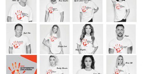Stop Abúzus: sztárokkal indított kampányt kiadónk az online zaklatás ellen
