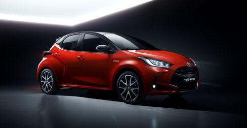 Szeptember végén te is kipróbálhatod a trendi vadonatúj Toyota Yarist!