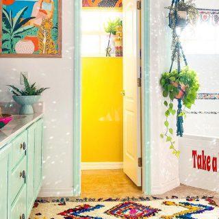 5 színes fürdőszoba, amit azonnal elfogadnánk