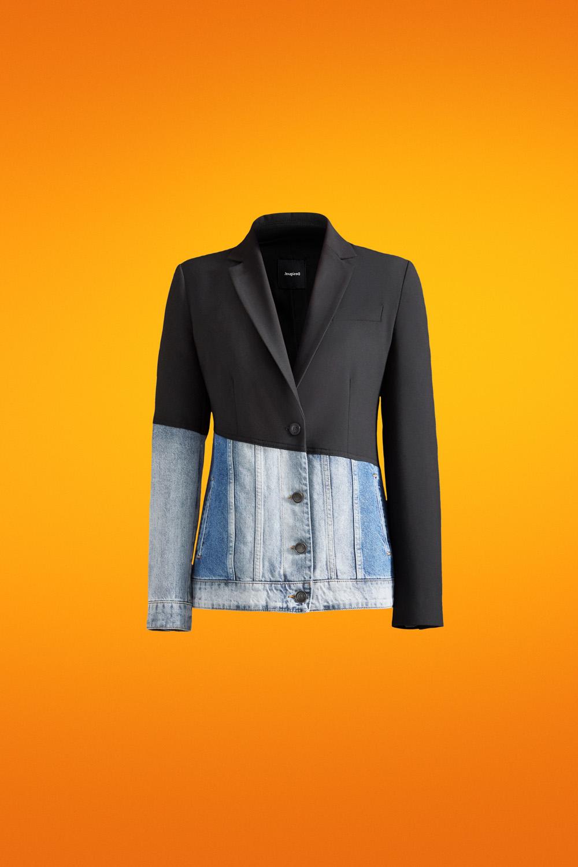 29. kép: Hybrid Jacket Desigual