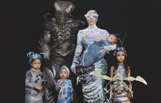 Ezek voltak a Kardashian-család legőrültebb halloweeni jelmezei