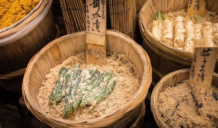 Nukazuke: a korpában fermentált zöldségek művészete