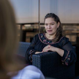 Munkám a szenvedélyem: Benkő Fruzsina szociális munkás, az InDaHouse Hungary Egyesület alapítója