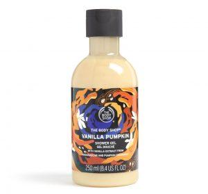 The Body Shop Vanilla Pumpkin tusfürdő