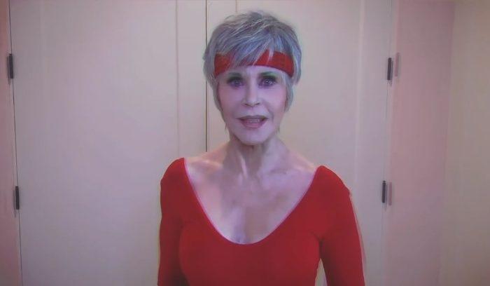Jane Fonda őrületes aerobikvideóval buzdít mindenkit szavazásra