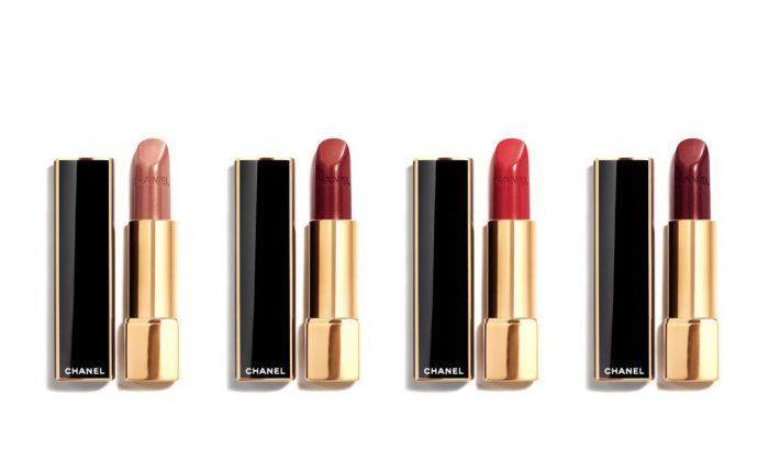 Aranylánc ihlette a Chanel 2020-as karácsonyi sminkkollekcióját