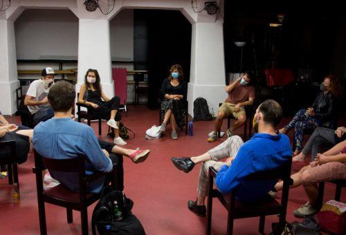 Családon belüli erőszak a színpadon – KV Társulat