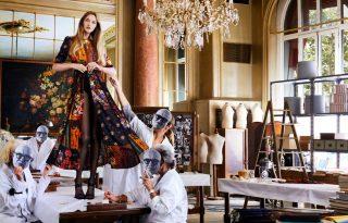 Őrült színes kollekciót dobott piacra a Desigual és Lacroix