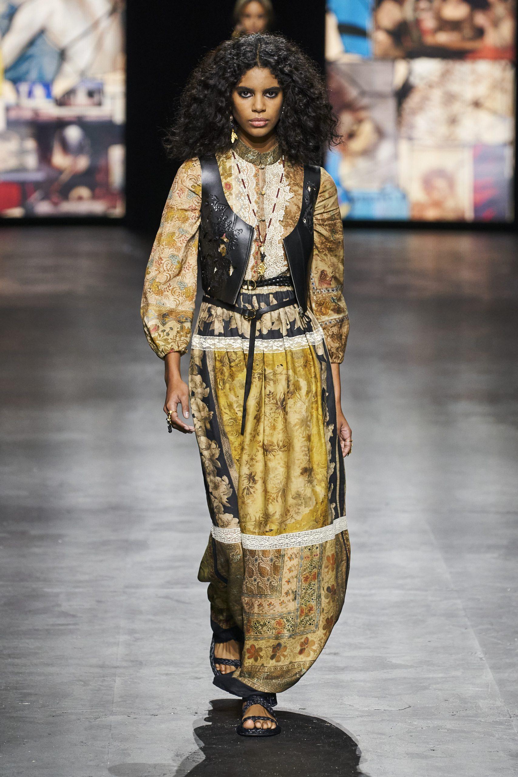 2. kép: Párizsi divathét - Christian Dior - 2021 tavasz-nyár - ready to wear