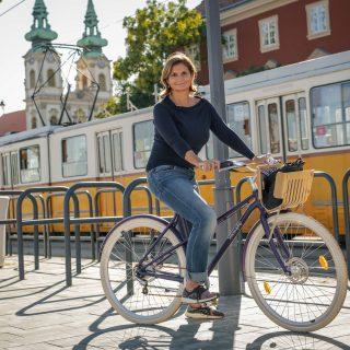 Sétakerékpározás Budapesten – ökotudatosan