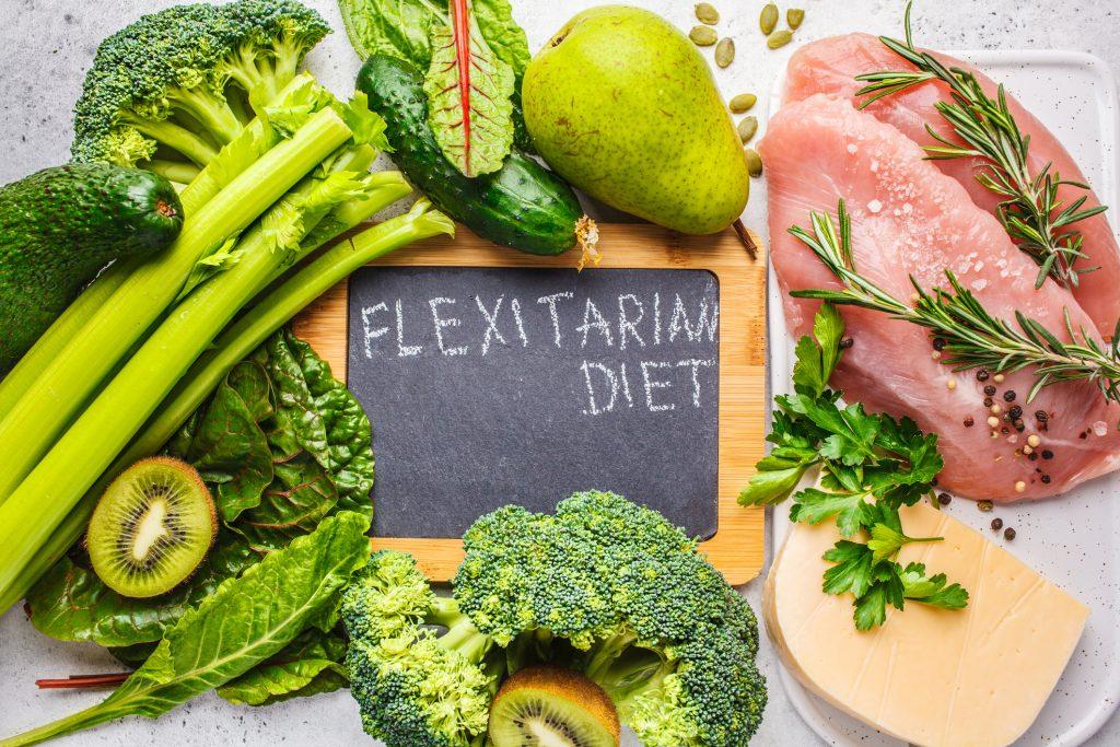 flexitáriánus diéta)