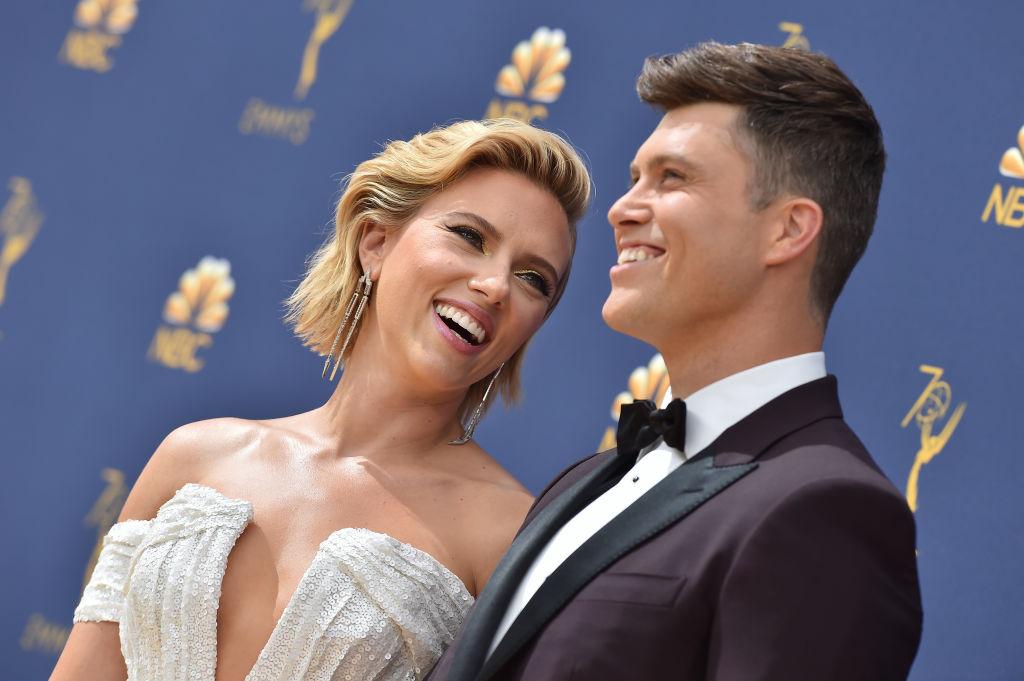 Scarlett Johansson és férje első gyereküket várják