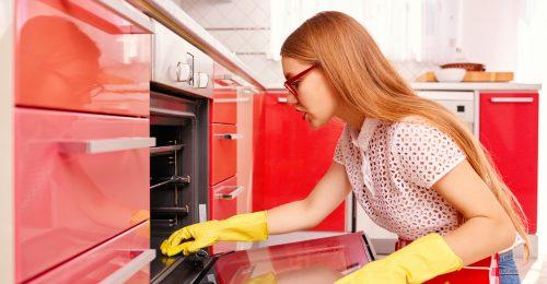 Környezetbarát sütőtisztítás 5 lépésben