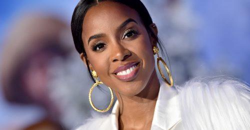 A várandós Kelly Rowland szerethető kapszulakollekcióval érkezik